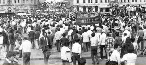 Tercera HuelgaGeneral Indefinida (Sutep 1984)