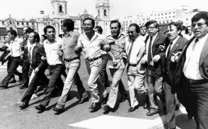 Cuarta Huelga Nacional Indefinida (Sutep 1986)