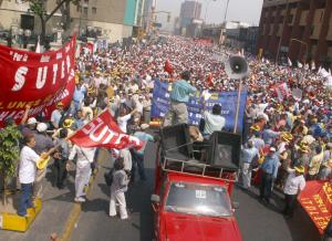 Octava Huelga Nacional (Sutep 2003)