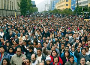 Novena Huelga Nacional (Sutep 2007)