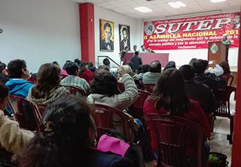 Congreso regional en Piura