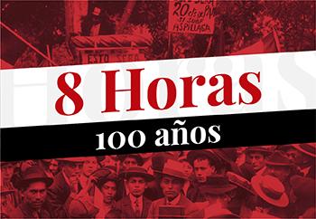8 horas - 100 años