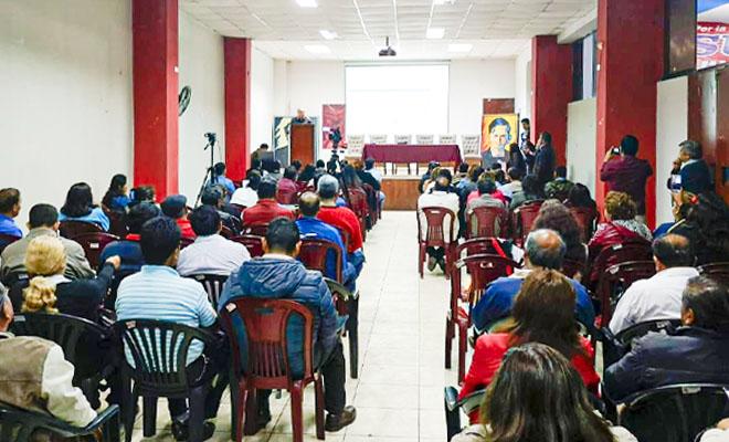 Seminario de Nombramiento y Ascenso Docente del Sutep
