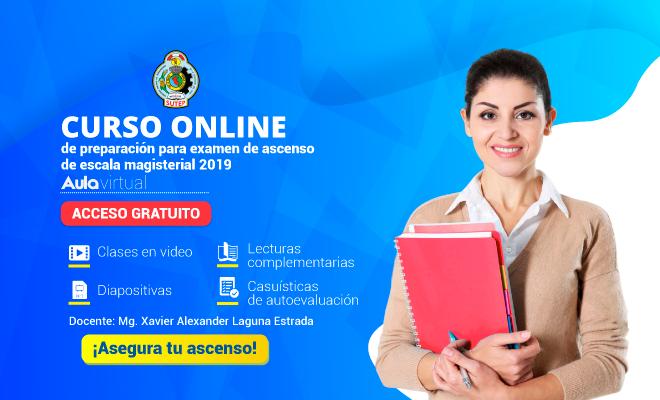 curso online del sutep