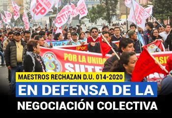 La negociación colectiva es un derecho de todos los trabajadores.